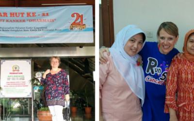 Bericht uit Indonesië 11: 21 jarig jubileum