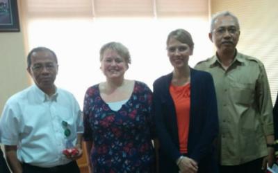 Bericht uit Indonesië 15: presentaties