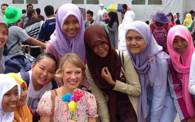 Bericht uit Indonesië 4: Kennismaking Jakarta