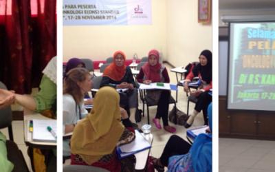 Bericht uit Indonesië 5: Start Eager to Share