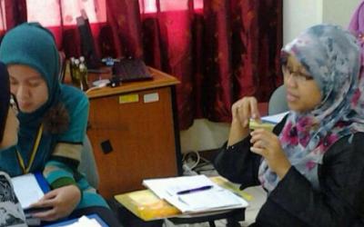 Bericht uit Indonesië 6: De basis