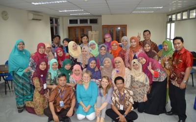 Blog 9. Afscheid